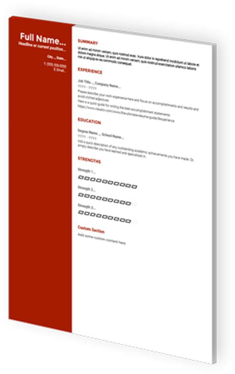 LiveCareer Cover Letter Builder Review - My Perfect Cover